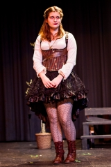 <p>Brenna Meek as Beatrice</p>