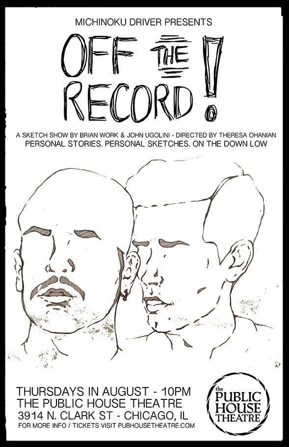 Off the Record poster 2