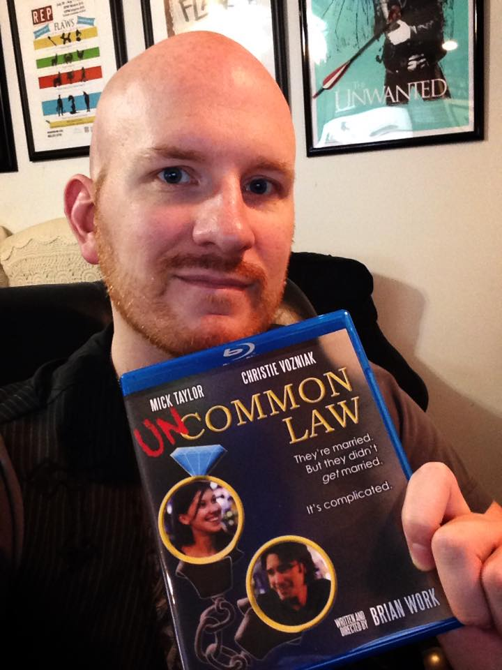 Uncommon Law Blu-Ray