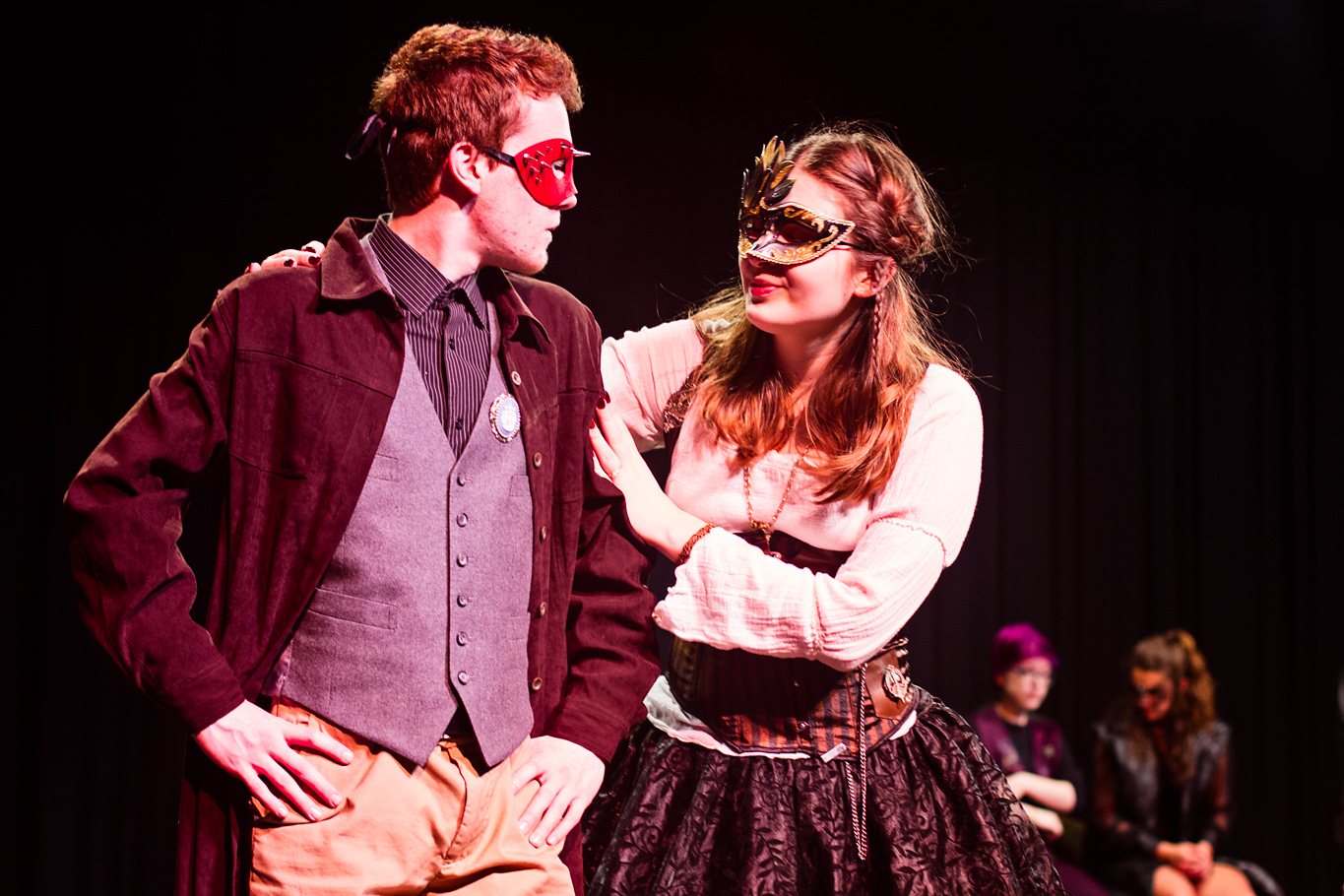 Benedick & Beatrice (Much Ado About Nothing)