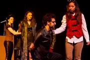 <p>Ashlee Schroeder as Seacole, Hannah Whitlock as Conrade, Jaiden Dosani as Borachio, Sophia Dhanani as Don Pedro</p>